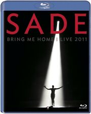 Bring Me Home-Live 2011 [UK-Versione] - Sade-BLU RAY NUOVO