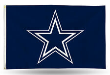 Dallas Cowboys Authentic 3x5 Indoor/Outdoor Quality Flag Banner NFL Hologram