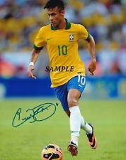 NEYMAR DA SILVA SANTOS JR #2 REPRINT AUTOGRAPHED SIGNED PICTURE PHOTO SOCCER RP