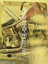 M7424-POSTER HD CHOPPER,PETER WILLEMS,KARSMAKERS