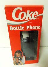NIB COKE COCA COLA BOTTLE PHONE
