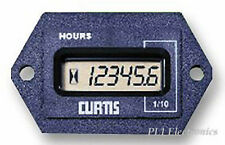 CURTIS (INSTRUMENTS)   17305870   HOUR METER, 701F, 12-48V