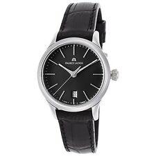 Maurice Lacroix LC1113-SS001-330 Women's Les Classique Silver-Tone Quartz Watch