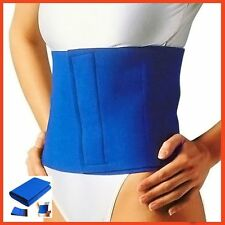 NEOPRENE SLIMMING BELT- One Size Fits Most - Targets Fat around Waist / Belly