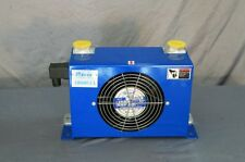 BRAND NEW HYDRAULIC AIR/OIL COOLER 60L/min DC12V (AH-0608T)
