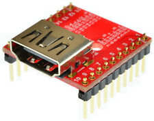 HDMI Type A Female socket Breakout Board, adapter,  eLabGuy HDMI-AF-BO-V1A