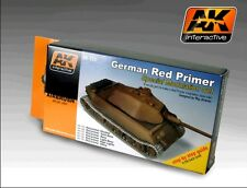 Ak Interactive AKI 124- Color Modulation Set- German Red Oxide Primer