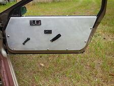 LRB Speed RX7 RX-7 FC3S FC Aluminum Door Panel Card 86-91 Mazda FC3S Turbo 2 JDM