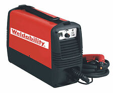 Weldability Inverter Plasma Cutter CUT 50 with Built In Compressor 10mm-13 Amp