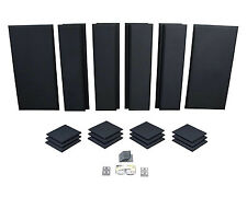 Primacoustic London 12 Room Kit | Acoustic Treatment in Black | Pro Audio LA