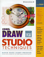 Coreldraw Studio Techniques by Huss, David, Priester, Gary W.