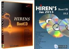 HIRENS BOOT DVD 15.2 TOOL TO FIX-REPAIR ALL PC PROBLEMS FOR COMPUTER TECHNICIANS