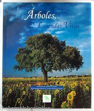 ARBOLES - LEYENDAS VIVAS by Susana Domingeuz & Ezequiel Martinez - HARDBACK