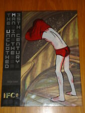 UNCLOTHED MAN IN THE 35TH CENTURY IFC DASH SHAW HB 9781606993071