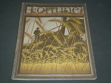 1935 OCTOBER FORTUNE MAGAZINE - GREAT COVER & ADS - F 68