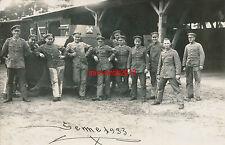 Foto, 2. Komp. Panzer Abwehr Abt. 16. Hamm, Erinnerungen, Senne mit Tank 1933