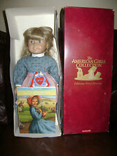 "AMERICAN GIRL DOLL 18"" HISTORICAL KIRSTEN PLEASANT CO. in BOX"