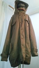 Vintage German cold weather parka Bushcraft fishing photography V WARM kit  L