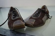 PAUL GREEN Damen Schuhe Schnürschuhe leicht bequem Gr.6 / 39 Leder braun TOP #13