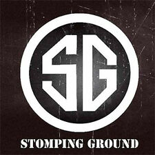 "STOMPING GROUND s/t 7"" new IMPORT - Punk Oi! - Randale"