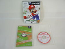 SUPER MARIO STADIUM Miracle Baseball Game Cube Nintendo JAPAN Video Game gc