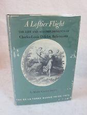 Mary Grace Swift  A LOFTIER FLIGHT  Wesleyan University Press  c.1974