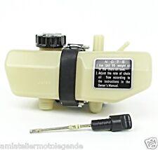 KAWASAKI 900 Z1 - Bocal d'huile pour graissage chaine secondaire (complet)