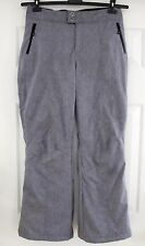 NWT Gerry Women's Snow-tech Ski Snow Boarding Pants Fleece Lined Grey XS X-Small