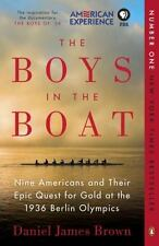 THE BOYS IN THE BOAT - (Paperback) NY TIMES BEST SELLER