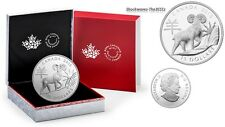 2015 Silver $15 Year of the Sheep 1oz. Coin with Asian Case -  SALE 15% OFF!