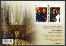 Canada -  #2465b ROYAL WEDDING  Souvenir Sheet - MNH