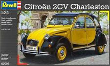 Revell Germany 1/24 Citroen 2CV Charleston Plastic Model Kit #07095