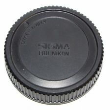 Original Sigma Nikon F AF-S Rear Lens Cap for 8mm 12mm 10-20mm 12-24mm