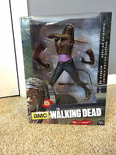 {NEW} The Walking Dead - 10 Inch Deluxe Action Figure - Michonne