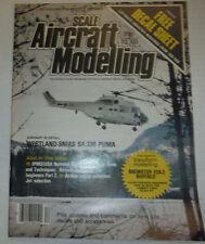 Scale Aircraft Modeling Magazine Westland Snias SA 330 Puma Vol.5 No.12 040815R