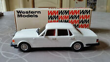 Western Models wp105 Rolls-Royce Silver Spirit  1981 white mint in box
