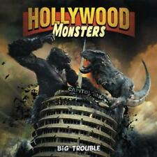 HOLLYWOOD MONSTERS-BIG TROUBLE-CD MAUSOLEUM ..