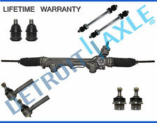 9pc Complete Power Steering Rack and Pinion Suspension Kit for Ford Explorer