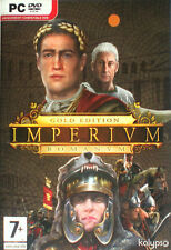 Imperium Romanum Gold Edition (PC CD), Acceptable Windows Vista, Windows XP, PC