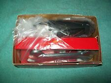 "NEW Snap-on™ 1/4"" collet Straight Die Grinder with 4 piece burr set PT200ABURR"