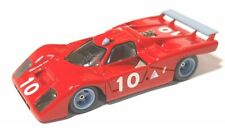 MG MODEL 512M45 - Ferrari 512 F Vallelunga 1971 N°10 Parkes started line 1/43