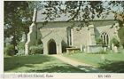 All Saints Church Eyke, Pawsey Postcard, B449