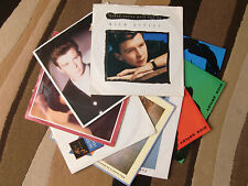 "Rick Astley: Set of 9 12"" singles including Together Forever, Cry For Help"