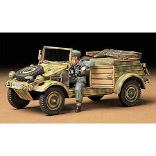 TAMIYA 35213 German Kubelwagen Type 82 1:35 Military Model Kit