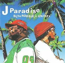 J Paradise by Sly & Robbie (CD, Aug-2009, Phase One Communications) NEW