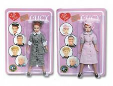 I Love Lucy Action Figures- Set of 2