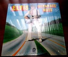 Elvis Presley   Seperate Ways  1973  RCA CAS-2611  Rock & Roll  LP in Shrink  NM