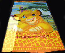 Disney The Lion King Simba Single Bed Doona/Quilt Cover & Pillowcase
