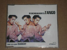RUYICHI SAKAMOTO - TANGO - CD SINGLE PROMO COME NUOVO (MINT)