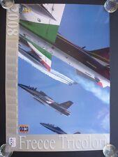 poster FRECCE TRICOLORI calendario 2008 Aeronutica Militare Italiana 48x68 new